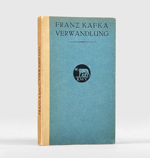 Die Verwandlung [Metamorphosis].: KAFKA, Franz.