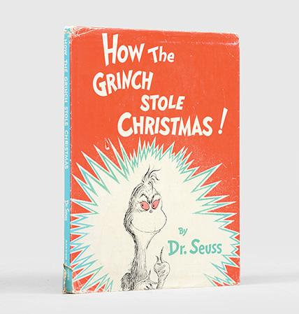 How the Grinch Stole Christmas. SEUSS, Dr.