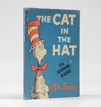 The Cat in the Hat. SEUSS, Dr.