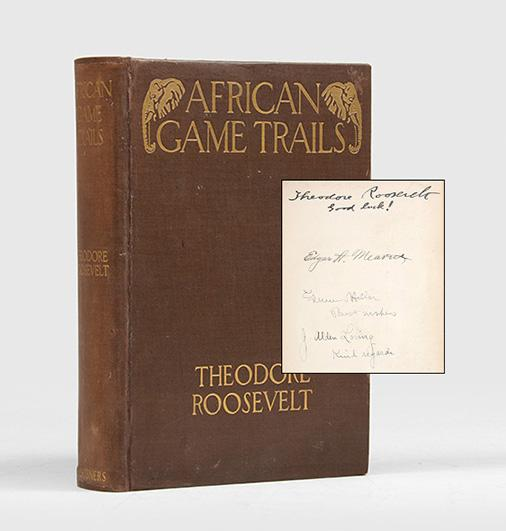 African Game Trails. An Account of the: ROOSEVELT, Theodore.