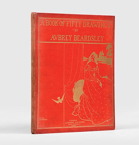 A Book of Fifty Drawings.: BEARDSLEY, Aubrey.