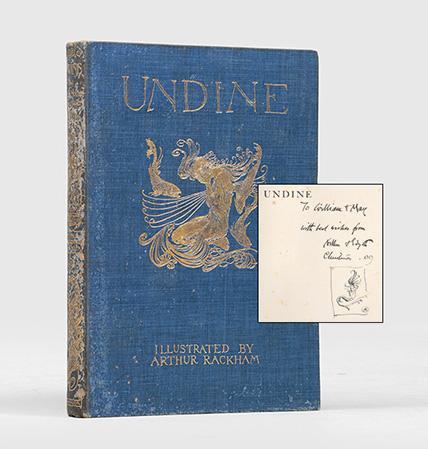 Undine. Adapted from the German by W.: RACKHAM, Arthur.) LA