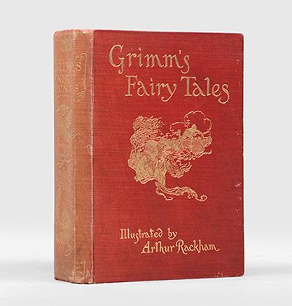 The Fairy Tales. Translated by Mrs. Edgar: RACKHAM, Arthur.) GRIMM,
