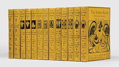 The Yellow Book. An Illustrated Quarterly.: BEARDSLEY, Aubrey.)