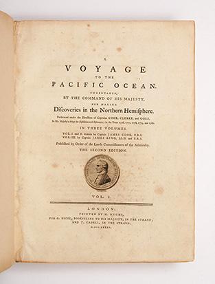 A Voyage to the Pacific Ocean. Undertaken: COOK, James, &