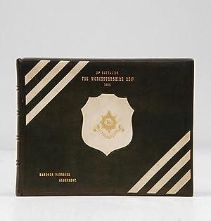 3rd Battalion The Worcestershire Regt. 1905 -: THE WORCESTERSHIRE REGIMENT.)