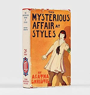 The Mysterious Affair at Styles. A Detective: CHRISTIE, Agatha.