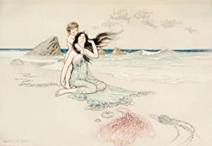 The Water Babies. A Fairy Tale for: GOBLE, Warwick.) KINGSLEY,