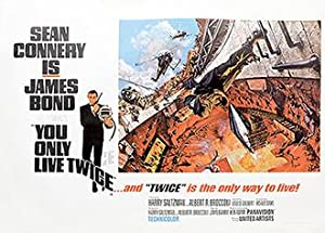 You Only Live Twice [film poster].: FLEMING, Ian.)