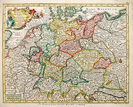 IMPERIUM ROMANO GERMANICUM in suos CIRCULOS ELECTET: LOTTER,Tobias Conrad