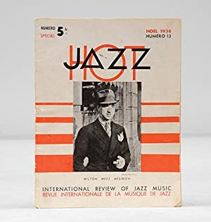 Jazz Hot, Revue Internationale de la Musique de Jazz, Organe Officiel de la Fédé...
