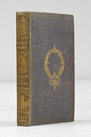 The Adventures of Oliver Twist; or, The: DICKENS, Charles.