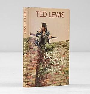 Jack's Return Home.: LEWIS, Ted.