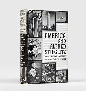 America & Alfred Stieglitz. A Collective portrait.: STIEGLITZ, Alfred.) FRANK,