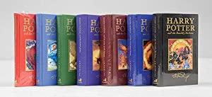Complete set of the Harry Potter collector's: ROWLING, J. K.