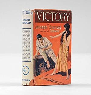 Victory. An Island Tale.: CONRAD, Joseph.