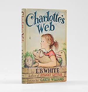 Charlotte's Web. Pictures by Garth Williams.: WHITE, E. B.