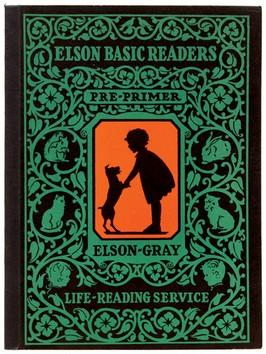 Elson-Gray Basic Readers. Pre-Primer [Dick and Jane].: ELSON, William H., & William S. Gray.