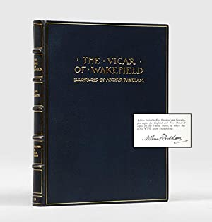 The Vicar of Wakefield.: RACKHAM, Arthur.) GOLDSMITH,