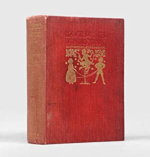 A Wonder Book.: RACKHAM, Arthur.) HAWTHORNE,