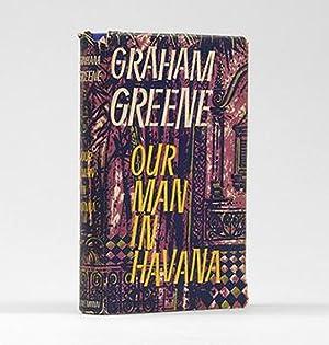Our Man in Havana. An Entertainment.: GREENE, Graham.