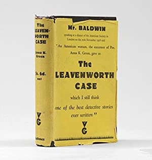 The Leavenworth Case.: DETECTIVE FICTION.) GREEN,