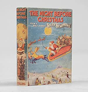 The Night Before Christmas.: DISNEY, Walt.)