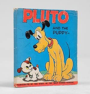 Pluto and the Puppy.: DISNEY, Walt.)