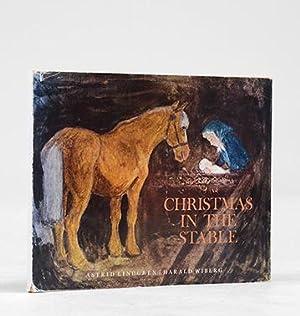 Christmas In the Stable.: LINDGREN, Astrid.
