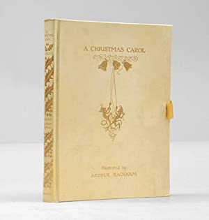 A Christmas Carol. Illustrated by Arthur Rackham.: RACKHAM, Arthur.) DICKENS,