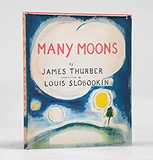 Many Moons.: THURBER, James.