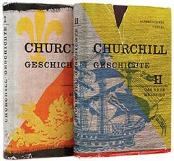 A History of the English-Speaking Peoples, in: CHURCHILL, Winston S.