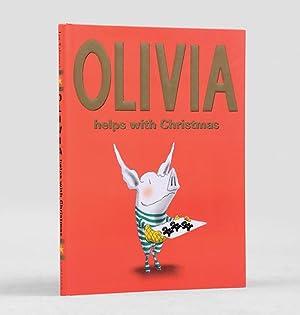 Olivia Helps With Christmas.: FALCONER, Ian.