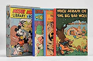 Mickey Mouse Library. The Adventures of Mickey: DISNEY, Walt.