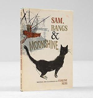 Sam, Bangs, and Moonshine.: NESS, Evaline.