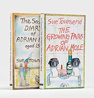 The Secret Diary of Adrian Mole Aged: TOWNSEND, Sue.
