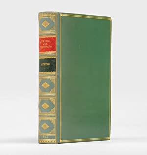 Pride and Prejudice. With a Preface by George Saintsbury and Illustrations by Hugh Thomson.: AUSTEN...