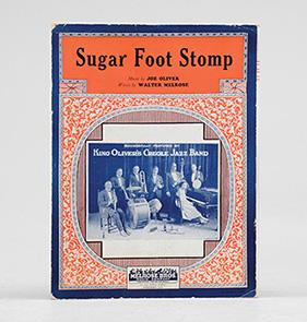 Sugar Foot Stomp. Music by Joe Oliver.: ARMSTRONG, Louis.