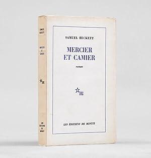 Mercier et Camier.: BECKETT, Samuel.