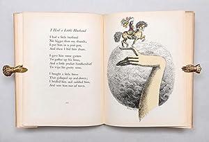 Ride a Cock-Horse and Other Nursery Rhymes.: PEAKE, Mervyn, illustrator.)