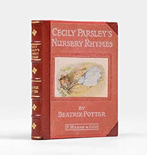 Cecily Parsley's Nursery Rhymes.: POTTER, Beatrix.