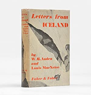 Letters From Iceland.: AUDEN, W. H.,