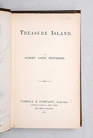Treasure Island.: STEVENSON, Robert Louis.