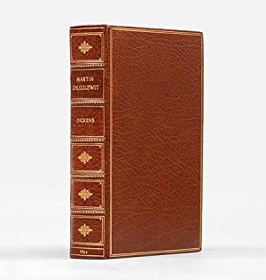 The Life and Adventures of Martin Chuzzlewit.: DICKENS, Charles.
