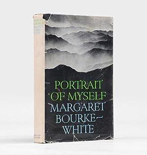 Portrait of Myself.: BOURKE-WHITE, Margaret.