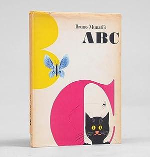 Bruno Munari's ABC.: MUNARI, Bruno.