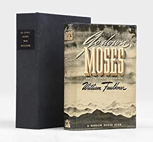 Go Down, Moses and Other Stories.: FAULKNER, William.