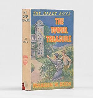 The Tower Treasure.: DIXON, Franklin W.