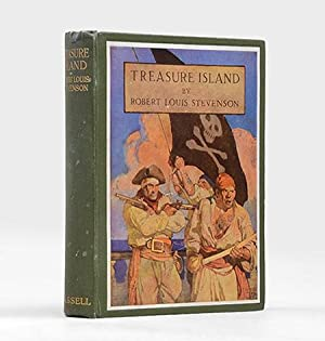 Treasure Island. Illustrated by N. C. Wyeth.: WYETH, N. C.)