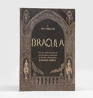Dracula; A Toy Theatre.: GOREY, Edward.